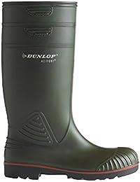 Bottes de sécurité Dunlop A442631 Acifort pour homme