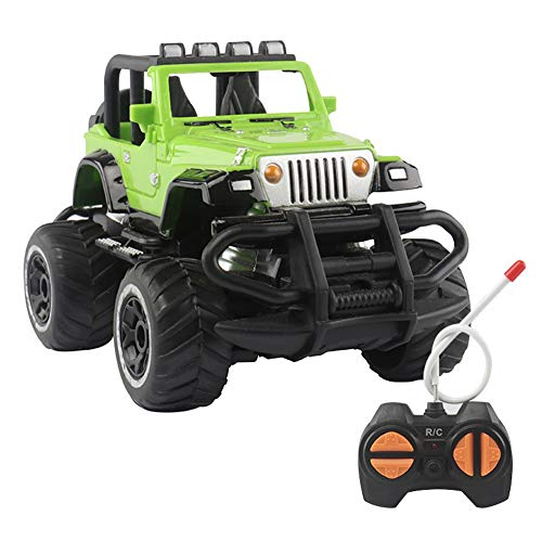 Ohwens RC Car, 1 Pcs Electric RC Car Remote Control Toy Wireless Mini Off Road for Children Kids Vehicle 6146 (Cars Lego Mini)