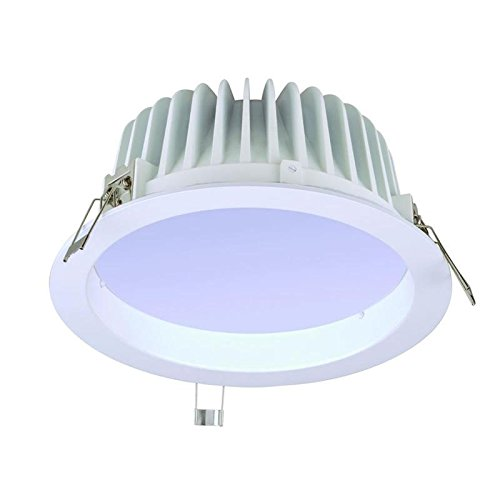 Ledbox Downlight Led CRONOS BOL 27W, Blanco cálido