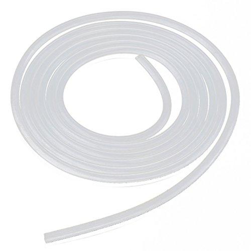Nahrungsmittelgrad-silikon-spray (Silikonschlauch - TOOGOO(R)2 Meter Silikonschlauch Silikonschlauch Druckschlauch hochflexibel 3*5mm)