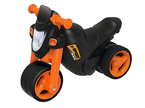 BIG 800056361 - Sport Bike, Outdoor, schwarz