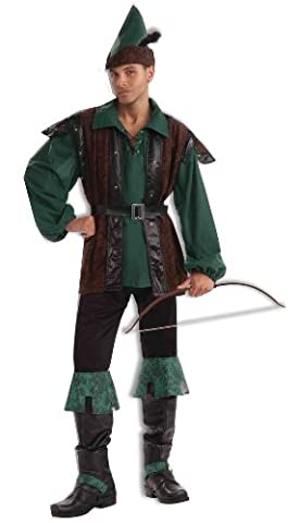 Rich Man Costumes - Robin Hood Costume Adult