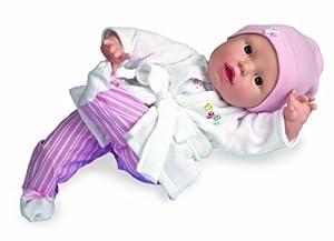 Berjuan - Muñeco bebé (Globalgifts BER5000)