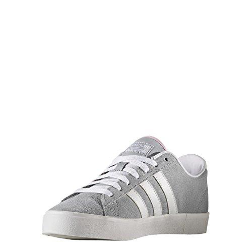 Matte Qt Turnschuhe Clear Damen W Cloudfoam Silver Onix Adidas Ftwr Mehrfarbig Daily White tBvfXq