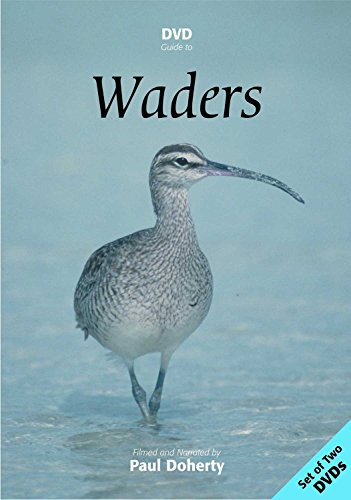 DVD Guide to Waders :Europe,Asia & N.America (Wader Angeln)