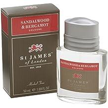 Colonia St. James of London Sándalo & Bergamota 50ml