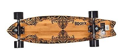 Sportbanditen Longboard Broyx Tattoo Short Cruiser