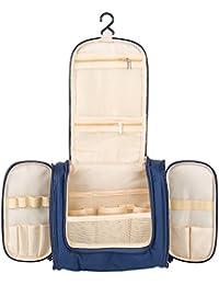BIGWING Style-Neceser de Viaje Bolsa de Colgante Desmontable Impermeable Organizador Almacenamiento de Maquillaje Cosméticos