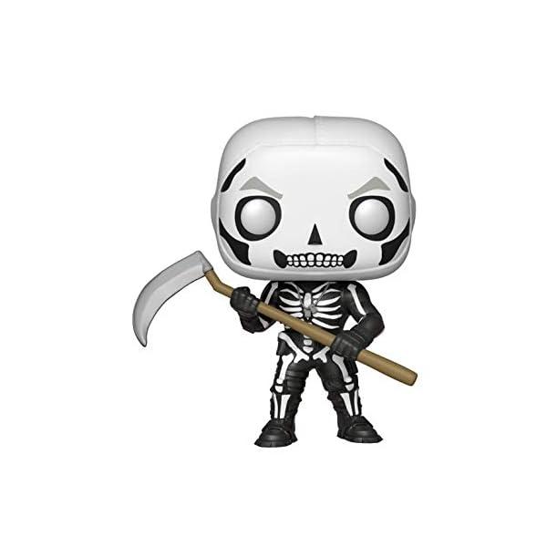 FUNKO POP! GAMES: Fortnite – Skull Trooper 41z4gF 2BMObL