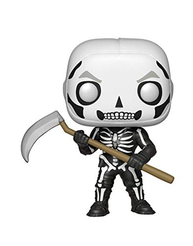 FORTNITE Skull Trooper Pupazzo