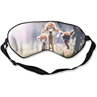 Lovely Alpaca 99% Eyeshade Blinders Sleeping Eye Patch Eye Mask Blindfold For Travel Insomnia Meditation preisvergleich bei billige-tabletten.eu