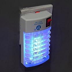 Tia-Ve Energía eficiente LED insecto Bug Zapper mosquito lámpara 220V UE enchufe lámpara de techo 220V
