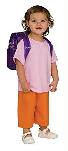 Dora Deluxe Child Medium (Dora Spiel Kostüm)