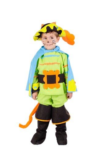 Nines d´Onil Children'komplett Gestiefelte Kater, Der-Puss In Boots-Kostüm (1-3 Jahre)