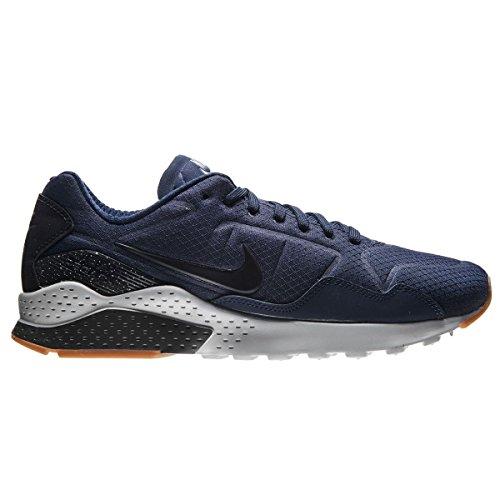 Nike Herren 844652-400 Trail Runnins Sneakers Blau