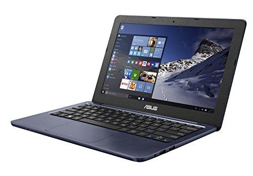 Asus E202SA-FD0076T PC portable 11,6'' Bleu nuit (Intel Celeron, 4...