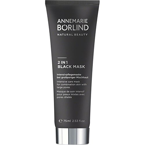Annemarie Börlind Black Mask Oil Control
