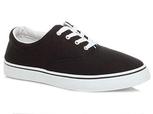 Sneakers blu navy per uomo Ajvani JA5QN0b