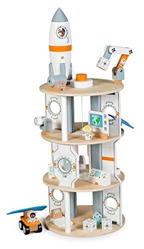 Tidlo Space Station Set (Raumstation Spielzeug)