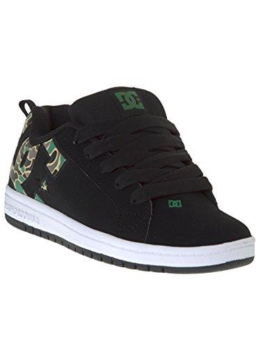 DC Shoes Court Graffik SE - Chaussures basses pour enfant 301131A Black.