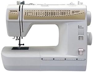 Toyota ESG325 - Máquina de coser (Eléctrico, 70W, 220 - 240V, Color blanco, 29,5 cm, 38,5 cm) de Toyota