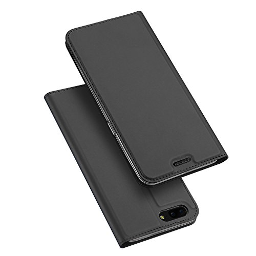 Sanchar's TPU Bumper Full Body Protection Cover For Oneplus 5 (Gray)