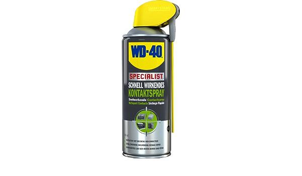 40 12x Wd 40 Specialist 400ml Smart Straw Contact Spray 49376 25 Auto
