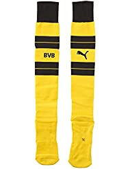 Puma Unisex Bvb Hooped Socks Stutzen