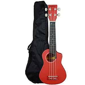 bugs gear scg uk11r ukulele red musical instruments. Black Bedroom Furniture Sets. Home Design Ideas