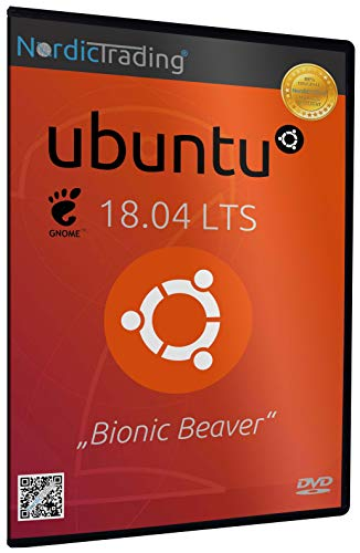 Ubuntu 18.04 LTS 64bit DVD