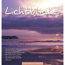 Lichtblicke 2011: Postkartenkalender
