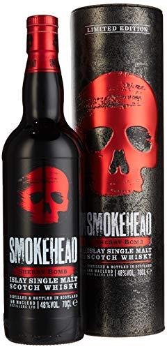 Smokehead SHERRY BOMB Islay Single Malt Scotch Whisky (1 x 0.7 l)