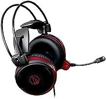 Audio-Technica ATH-ADG1X - Set di cuffie da gaming ad alta fedeltà di tipo aperto