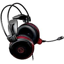 Audio-Technica ATH-ADG1X Aire Libre Juegos de Alta fidelidad Auricular con micrófono