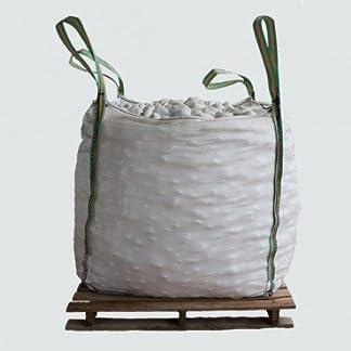 BIG-BAG de 90X90X90 cm fondo plano, abierto para 1000kg