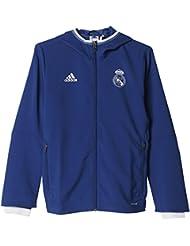 1ad793024dbcd adidas Pre Jkt Y Chaqueta Línea Real Madrid C.F. Real Madrid Fc