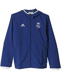 adidas Pre Jkt Y Chaqueta Línea Real Madrid C.F. Real Madrid Fc 2cd25cab4b892