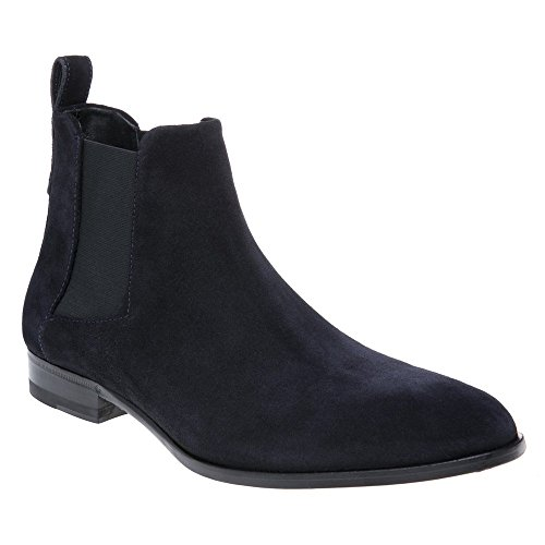 BOSS Cult Chelsea Boot in Navy