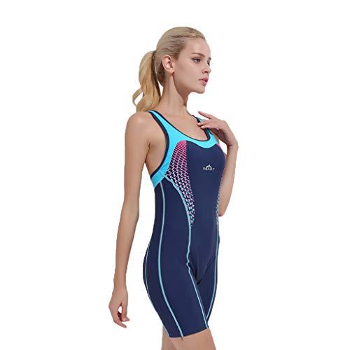Waselia Surf-NeoprenanzüGe FüR Damen, Badeanzug Damen Sport Sexy, Damen äRmelloser Tauchanzug Aus Zum Schnorcheln Und Tauchen Lady