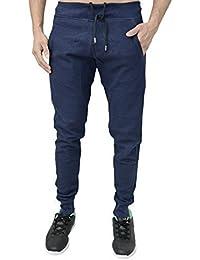 Arrested Development - Pantalon de survêtement décontracté pour hommes/garçons coupe skinny - 3 coloris disponibles Ronaldo & Messi