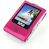 """Neonumeric - lecteur NM2 (MP3-MP4 - haut parleur écran 1,5"""" - Radio FM) - NM2-1024 PINK - 1 Go"""