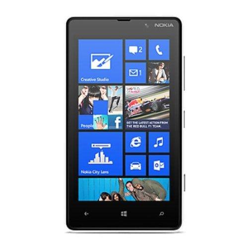 'T-Mobile Nokia Lumia 8208GB schwarz-Smartphone (10,9cm (4.3), 800x 480Pixel, AMOLED, 1,5GHz, Qualcomm S4) T-mobile Nokia