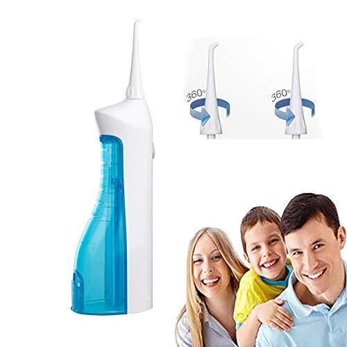 DOLA Irrigador Dental sin Cable para Dientes - Profesional 150ML Oral Irrigator IPX7 a Prueba de Agua...
