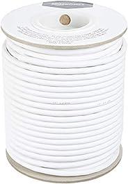 كابل سلكي لمكبر الصوت من امازون بيسكس عيار 12 - نحاس خالي من الأكسجين بنسبة 99.9%، بطول 200 قدم.