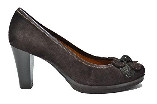 Melluso Decolte' scarpe donna t.moro V5105 37