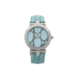Just Cavalli Reloj Analógico para Mujer de Cuarzo con Correa en Cuero JC1L005L0015