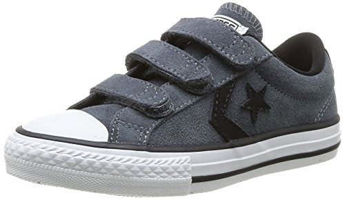 Converse Star Player Junior 3V Suede Ox, Baskets mode mixte enfant