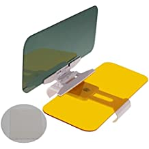 /Universele zonneklep veiligheidsbril dag en nachtzicht Anti-schermen Auto anti-glare-functie voorruit Extender/