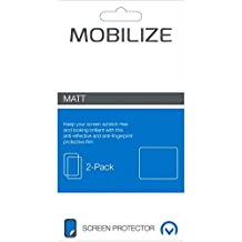 Mobilize MOB-SPM-L9II - Protector de pantalla (Protector de pantalla anti-reflejante, LG, Optimus L9 II, Resistente a arañazos, 2 pieza(s))