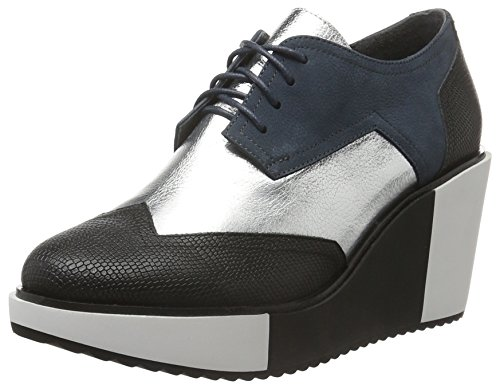 United nude Geo Wing Mid, Derby Femme